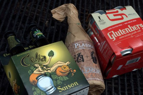 Ipswich's Celia, Element's Plasma and Glutenburg American Pale Ale