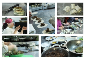 Myers and Chang Dumpling Class