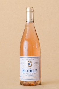 Reuilly Rosé perfect for summer sipping!