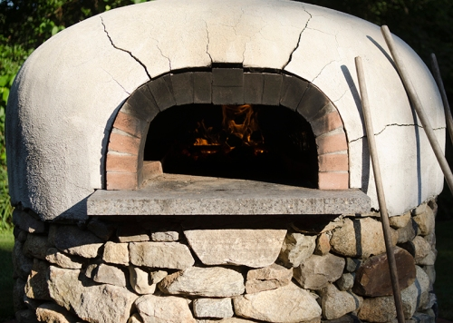 Roman Wood-Fired Oven