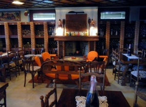 The Vallana Winery's Tasting Room