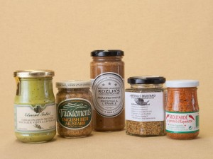 World Mustard Sampler